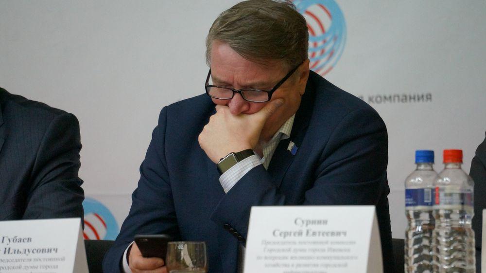 Депутату Гордумы  и руководителю управляющей компании тоже досталось от авторов листовки. Фото: «ДЕНЬ.org»