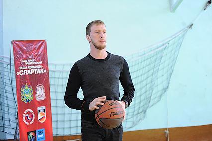 Эдуард Сандлер. Фото: spartakbasket.ru