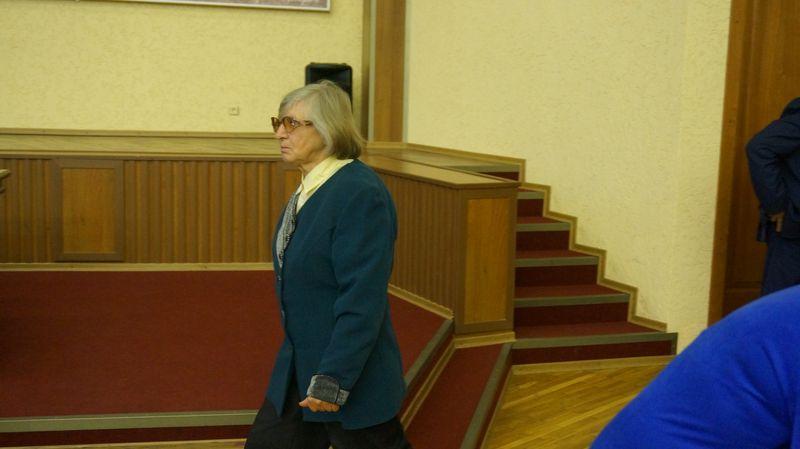Защитница набережной Татьяна Николаева. Фото: © «ДЕНЬ.org»