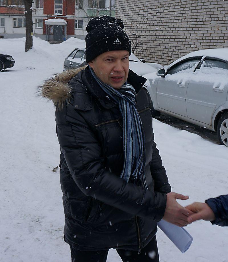 Михаилу Немтинову не впервой попадать в неловкую ситуацию. Фото из архива газеты «День»