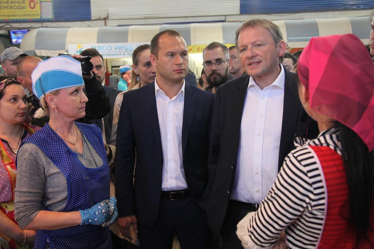Фото: пресс-служба «ПАРТИИ РОСТА»
