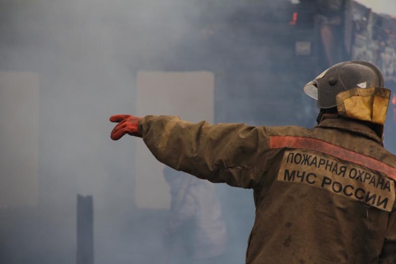 Начата проверка пофакту смерти напожарах 2-х мужчин вДебёсском районе
