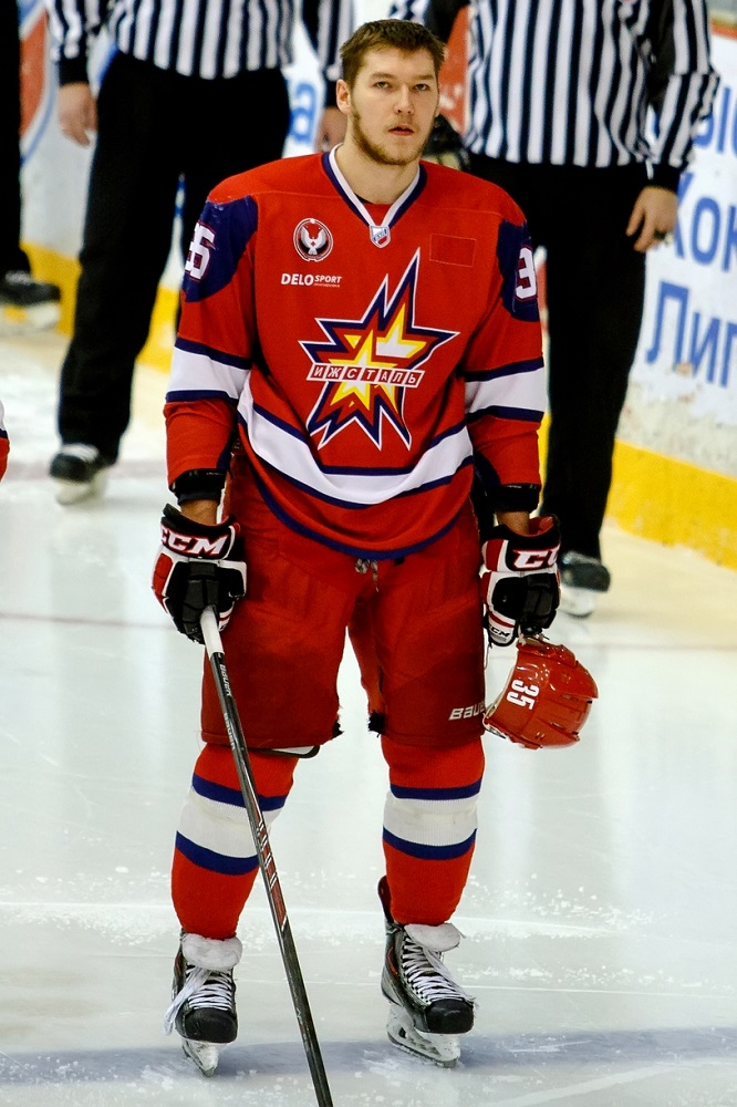 Сергей Купцов уже готов слушать гимн в розыгрыше плей-офф. Фото: Наталья Акилина