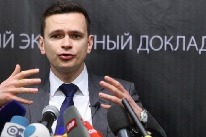 Яшин уличил руководство «Парнаса» внамерении исключить его изпартии