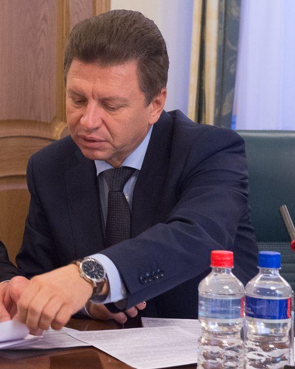 Премьер Удмуртии Виктор Савельев. Фото udmurt.ru