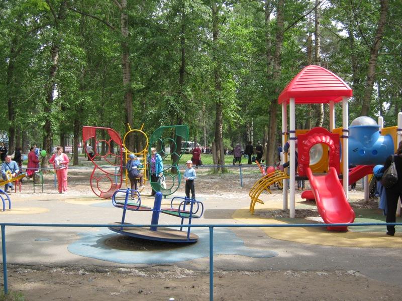 Парк «Березовая роща». Фото: © «ДЕНЬ.org»