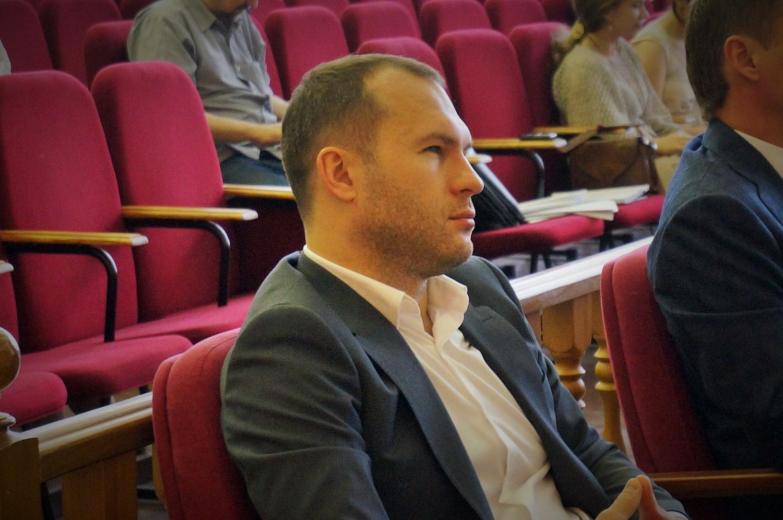 Алексей Чулкин. Фото: © «ДЕНЬ.org»