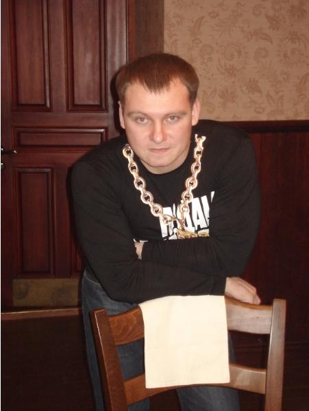 """Быший главный """"банщик"""" Ижевска Константин Шаимов. Фото: my.mail"""
