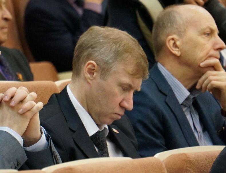 Алексей Мирошниченко. Фото ©«ДЕНЬ.org»