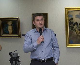 Алексей Ткаченко. Фото: centrgalereya.ru