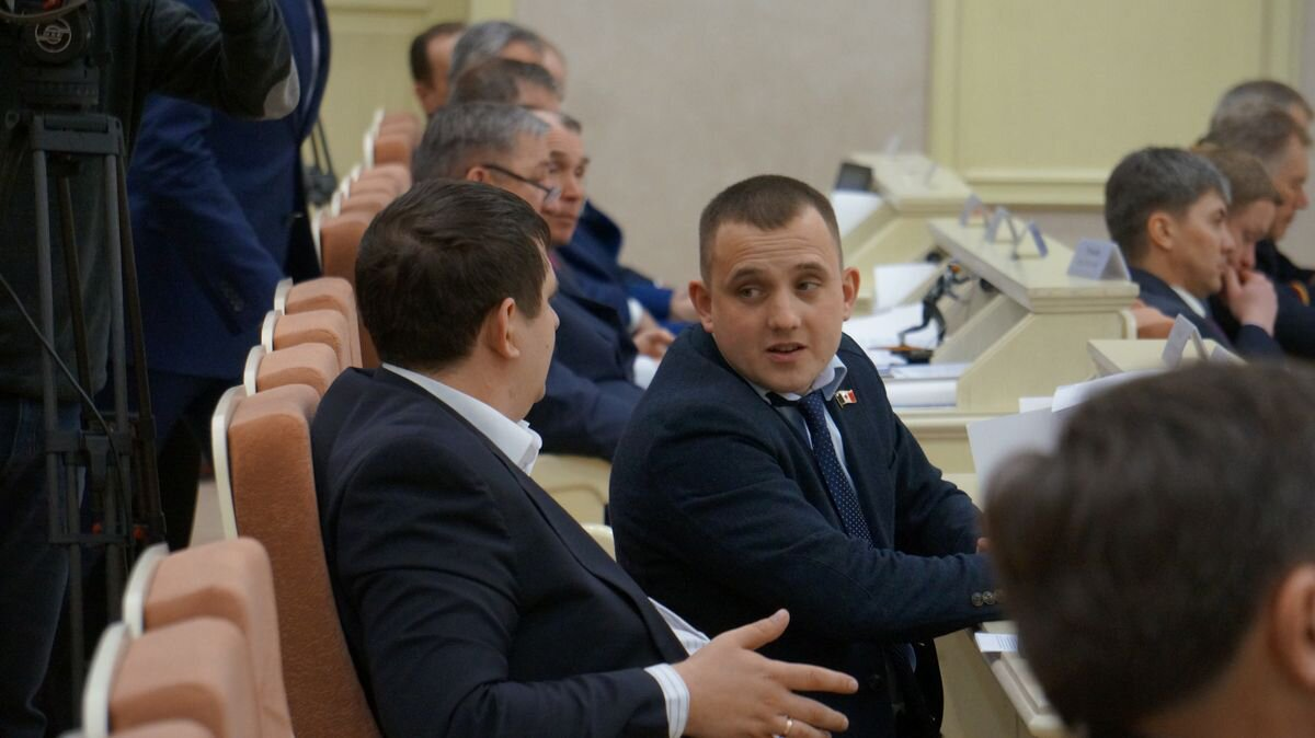 Тимур Ягафаров. Фото ©«ДЕНЬ.org»