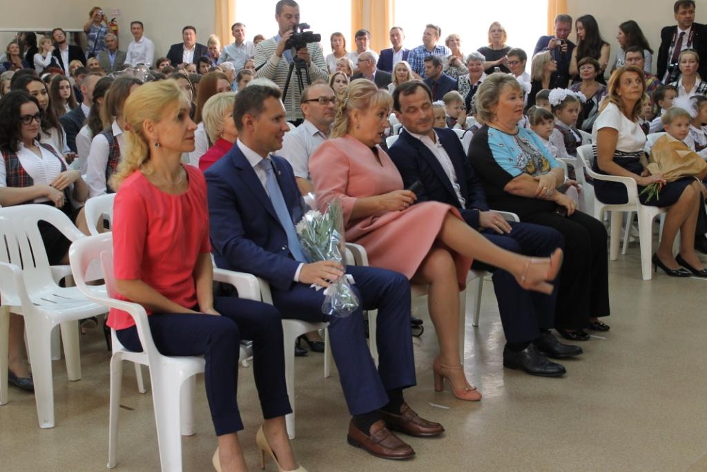 В первом ряду Игорь Стыценко и Юрий Федоров. Фото: © «ДЕНЬ.org»