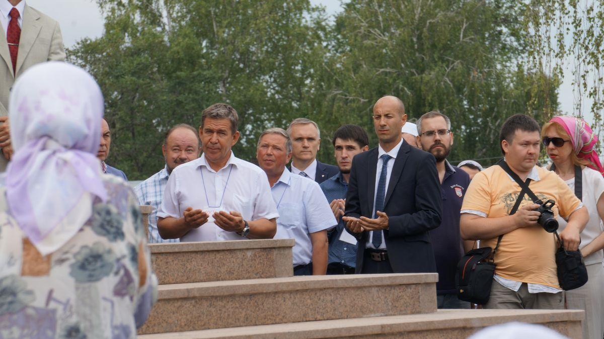 Ильдар Бикбулатов и Рустэм Зайнуллин. Фото: «ДЕНЬ.org»