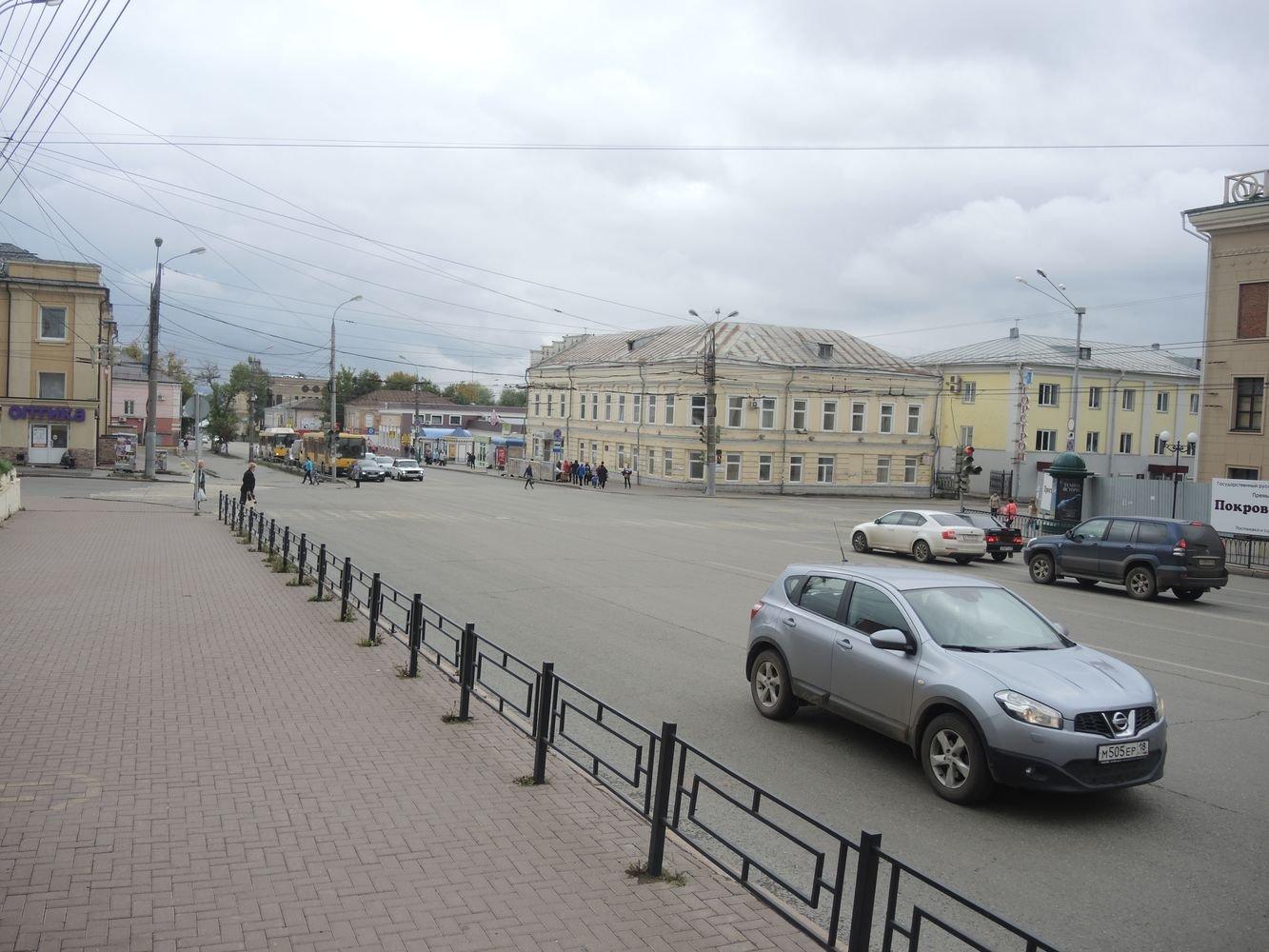 Исторический центр Ижевска. Фото ©День.org