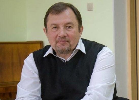 Владимир Байметов. Фото: facebook.com