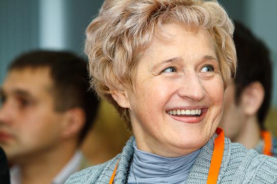 Людмила Гуляшинова. Фото: izhpromo.ru