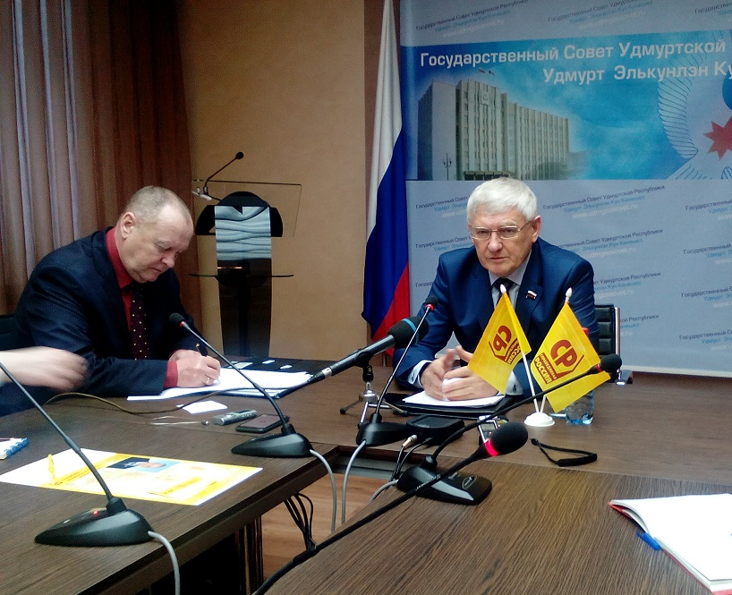 Виктор Шудегов. Фото: «ДЕНЬ.org»