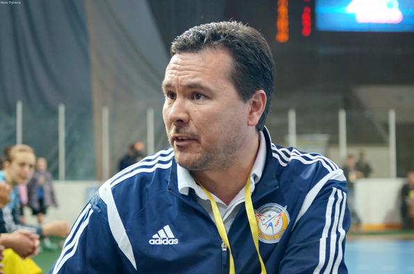 Ян Лесли. Фото: rostovhandball.ru