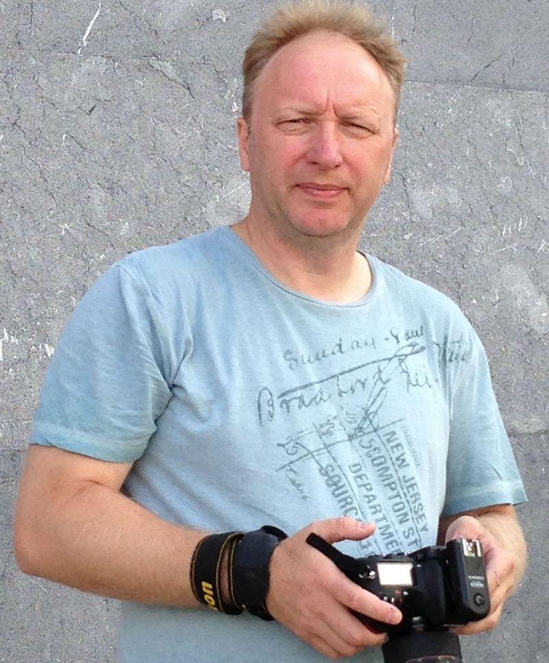 "Константин Крапчин. Фото из архива ©газеты ""День"""