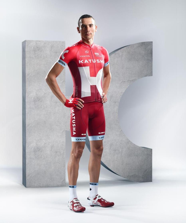 Когда Максим жил и работал на Апеннинах, его порой путали с… итальянцем, а когда велогонщик переехал на Пиренейский полуостров — то с испанцем. Фото: teamkatusha.com