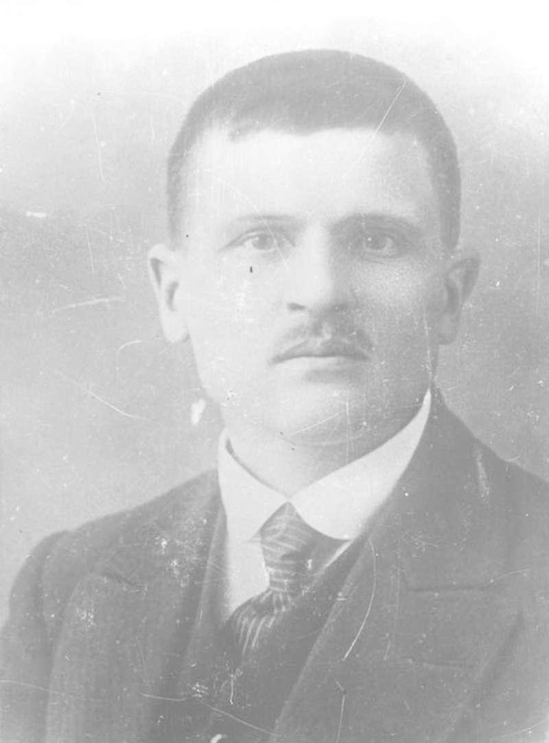 Иван Пастухов, 1917 г. Источник: gasur.ru