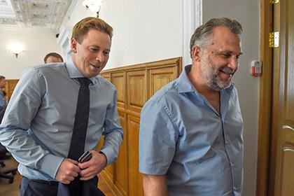 Дмитрий Овсянников и Алексей Чалый. Фото: imenno.ru