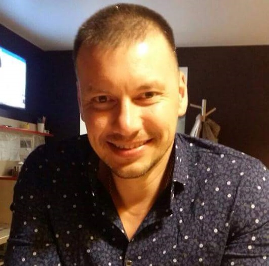 Александр Тайгаров. Фото: facebook.com