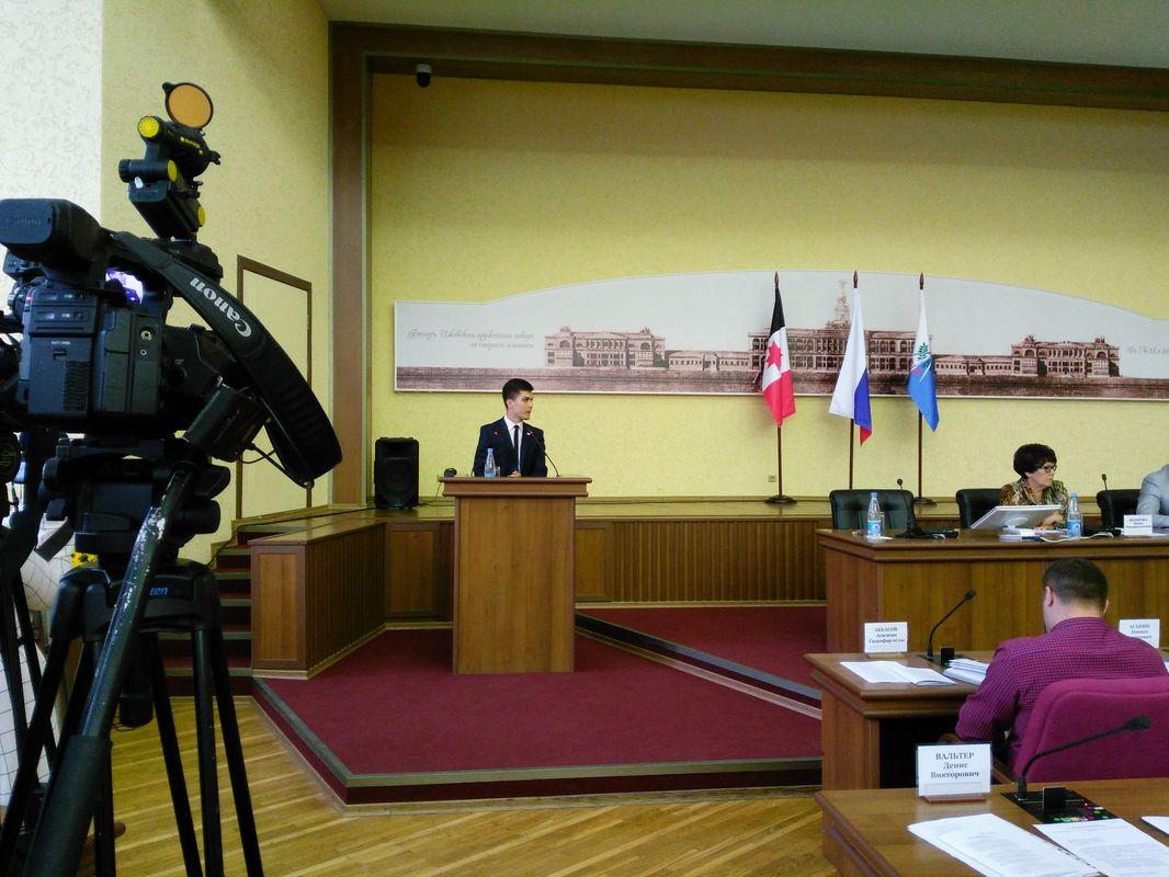 Артур Магдеев. Фото ©«ДЕНЬ.org»