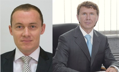 Владимир Паршин и Дмитрий Данилов