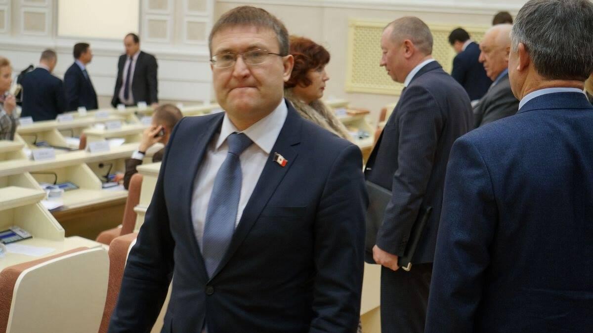 Депутат Госсовета УР Сергей Сороколет. Фото: «ДЕНЬ.org»