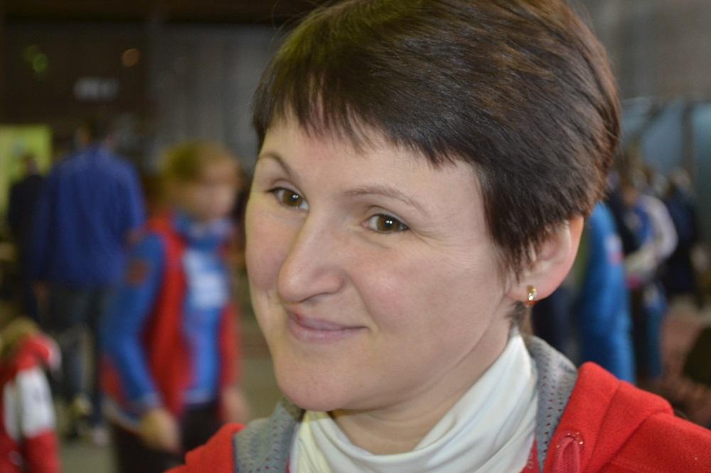 Наталья Падерина. Фото: Александр Поскребышев