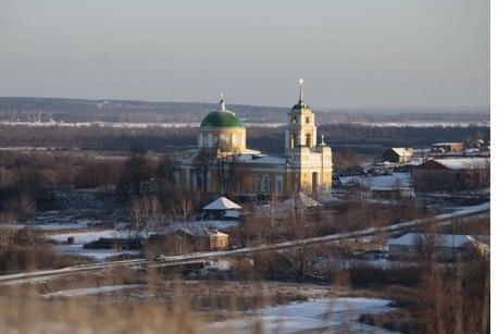Фото: izhoroik.ortox.ru. Село Мазунино Удмуртской Республики