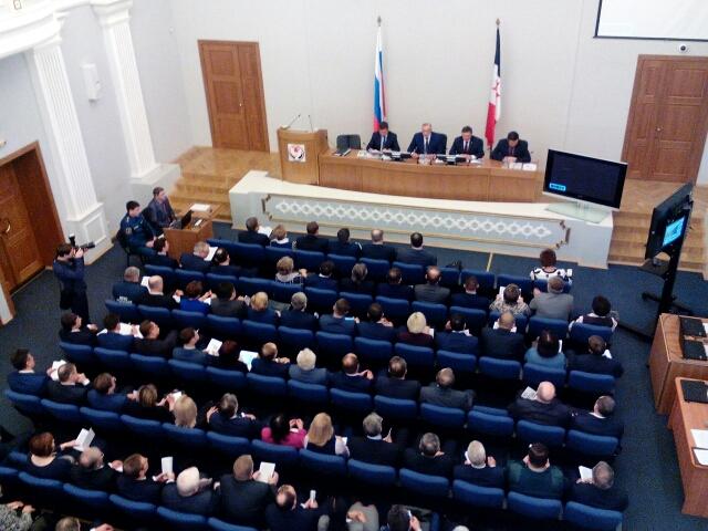 Управляющий Удмуртии выступил срезкой критикой вадрес властей Ижевска