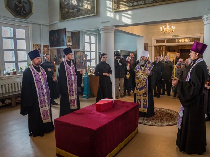 Фото: пресс-служба Ижевской и Удмуртской епархии