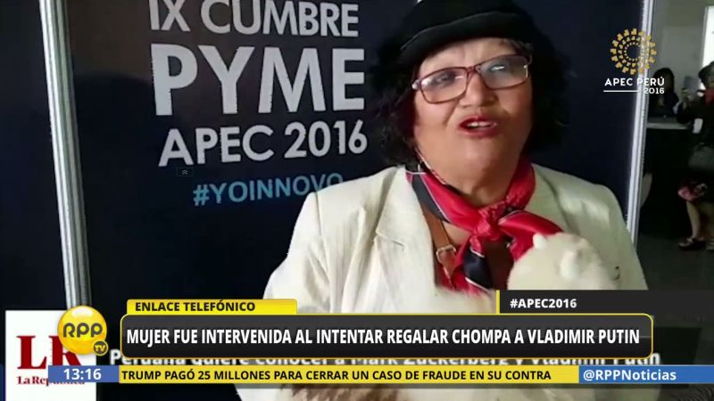 Фото: twitter.com/RPPNoticias
