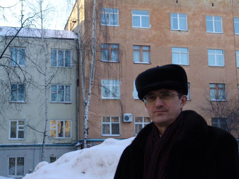 Директор группы компаний «Единая УК» Р. Кутдузов. Фото из архива газеты «День»