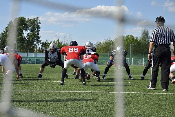 Фото: vk.com/steelfootball