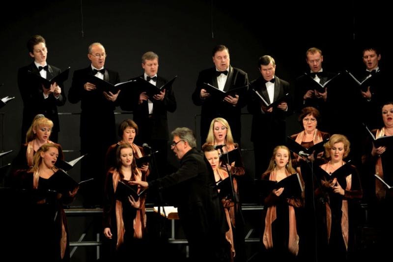 Академическая хоровая капелла Удмуртии. Фото: izhpt.com