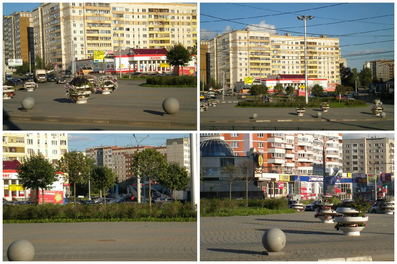 Кольцо Пушкинская - К. Либкнехта. Фото ©День.org