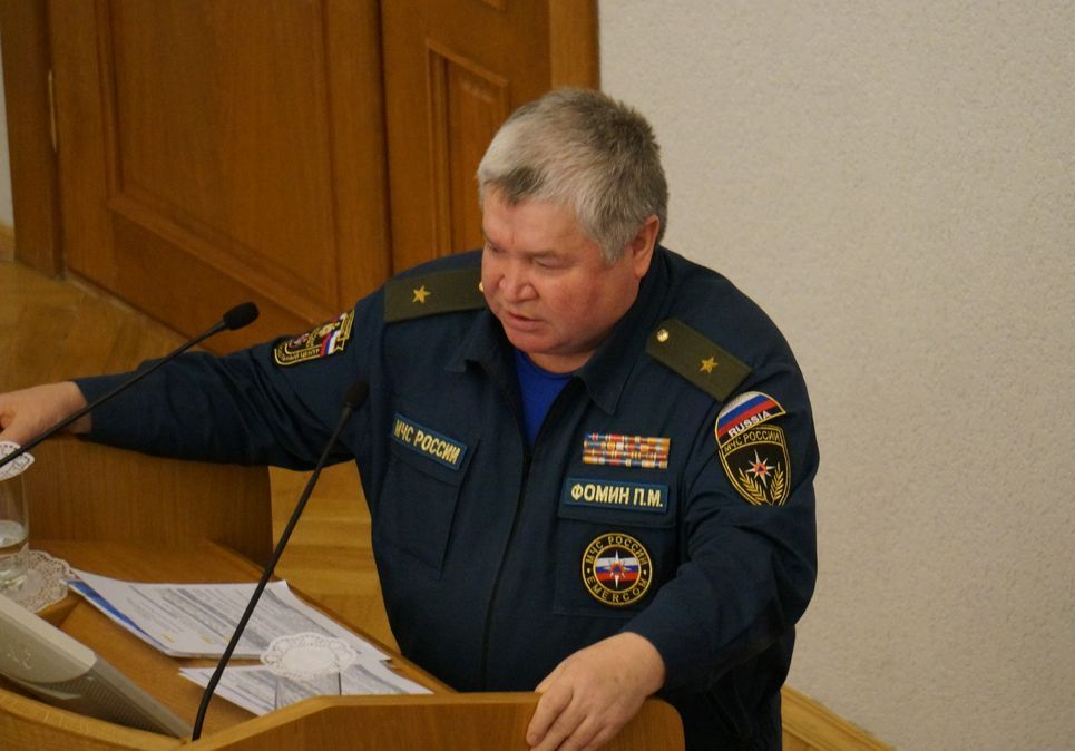 Петр Фомин. Фото: © «ДЕНЬ.org»